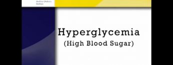 All About High Blood Sugar