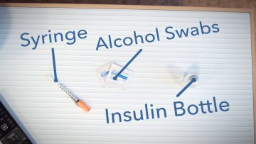 How to Give Yourself Insulin With a Syringe