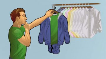 Preparing Your Home: Clothing