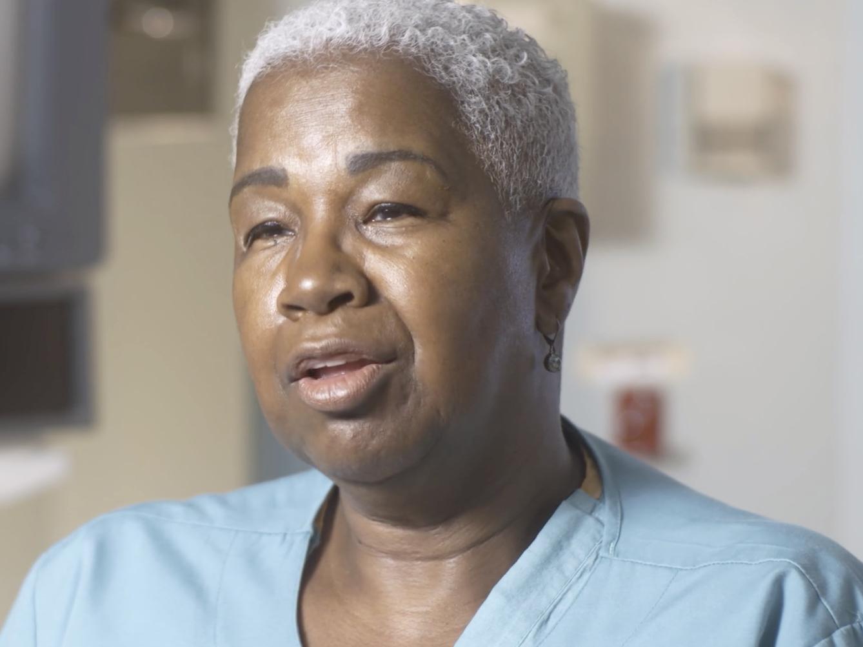 Crizette Frazier, RN, Cath Lab Holding Nurse